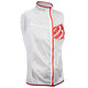 Compressport Trail Hurricane - Chaleco running Hombre - blanco